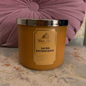 Salted Butterscotch Three Wick Candle
